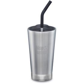 Klean Kanteen Tumbler Mug 473ml Vacuum Insulated brushed stainless